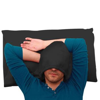 【Hoodie Pillow】連帽枕頭套