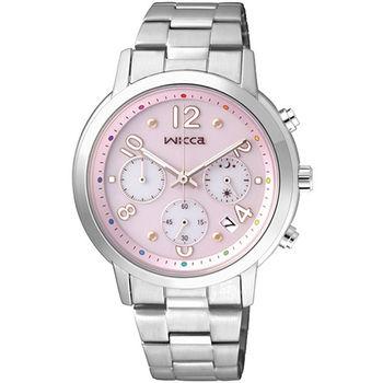 CITIZEN  Wicca 時尚俏皮 陳意涵代言 女用腕錶-35mm/KF5-012-91