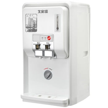 【大家源】6.5L溫熱開飲機 TCY-5602