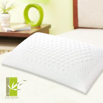 【DUYAN竹漾】標準釋壓按摩乳膠枕(1入)