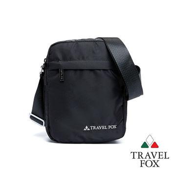 Travel Fox 旅狐245輕量四層隨身包(黑紅)(TB687)