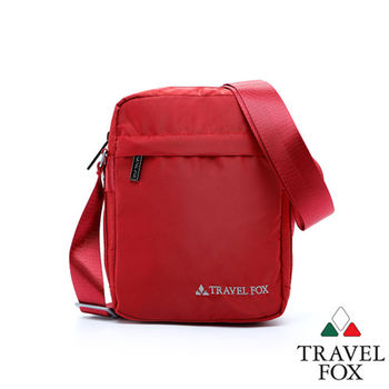 Travel Fox 旅狐245輕量四層隨身包(紅)(TB687-04)