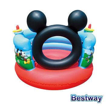 【BESTWAY】趣味造型充氣遊戲池/球池(米奇世界)