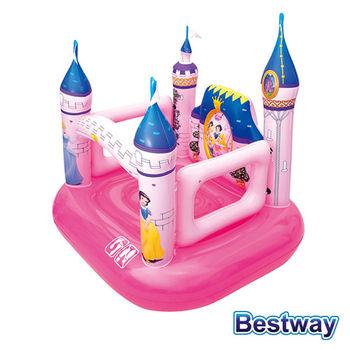 【BESTWAY】趣味造型充氣遊戲池/球池(公主城堡)
