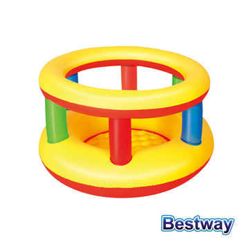 【BESTWAY】趣味造型充氣遊戲池/球池(繽紛蛋糕)