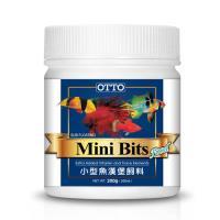 ~OTTO~奧圖 小型魚漢堡飼料 ^#40 L ^#41 200g X 1入