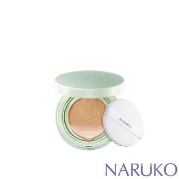 NARUKO牛爾【任3入77折】茶樹粉刺快閃氣墊粉餅SPF50★★★