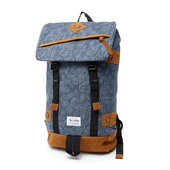 【DYC】日本製變形蟲面料-CityLife後背包