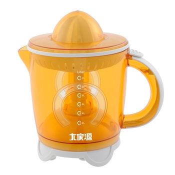 【大家源】電動柳橙榨汁機 TCY-6725