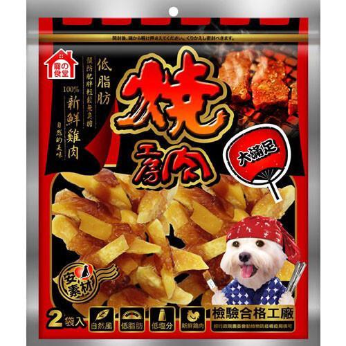 燒肉工房零食 35蜜汁香醇地瓜條 180G X 1包