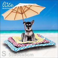 新 ^#33 美國Elite~波浪冰絲寵物涼墊S~柔軟舒適又散熱