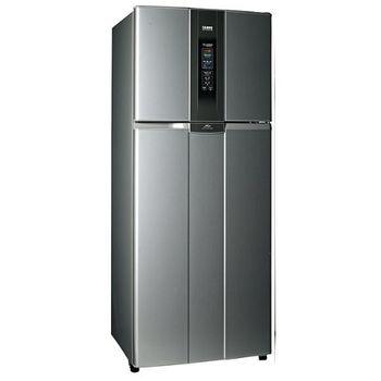 【SAMPO 聲寶】530公升變頻負離子雙門冰箱 SR-L53D(S3)