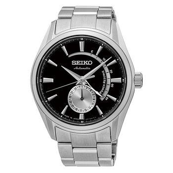 SEIKO 精工 PRESAGE 動力儲存時尚機械男用腕錶-42mm/4R57-00A0D(SSA305J1)