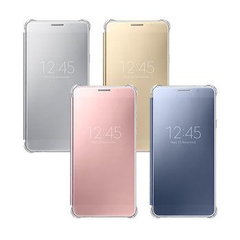SAMSUNG Galaxy A7 A710Y原廠全透視感應皮套(2016版)