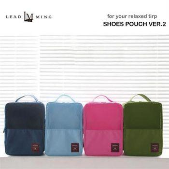 【Leadming】韓式鞋盒收納袋(防潑水設計)