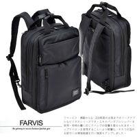 ~FARVIS~ 機能包 多收納袋背包 電腦後背包 輕量 直式 可擴充容量 公事包 男女用