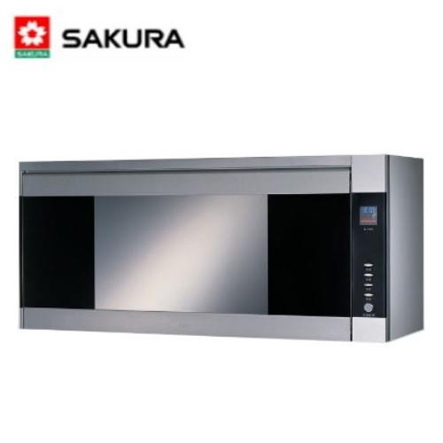【櫻花】Q-7580 雙效殺菌烘碗機