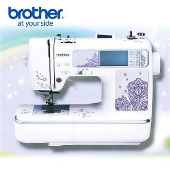 日本brother 智慧型全方位刺繡縫紉機 NV-950