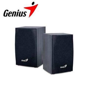 Genius 昆盈 木質典雅音箱喇叭 SP-HF160