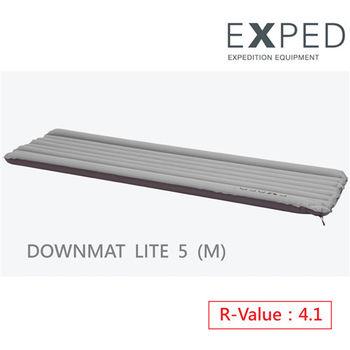 【瑞士EXPED】DOWNMAT LITE 5保暖填充睡墊(M)