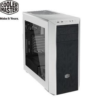Cooler Master MasterBox 5 黑白透側 ATX機殼