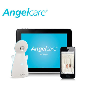 Angelcare  智慧型嬰兒動態感應監視器 AC1200
