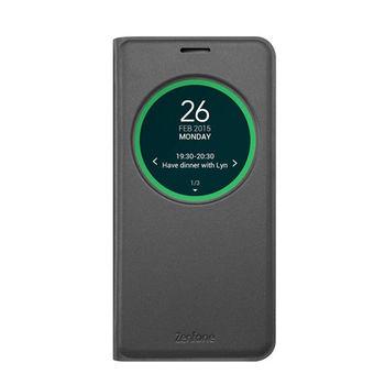 Asus 華碩 ZenFone Max 原廠視窗側掀皮套  (ZC550KL)