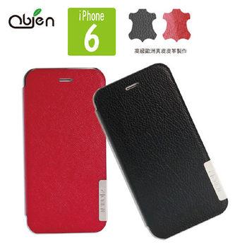 【Obien歐品漾】iPhone 6/6S 4.7 吋真皮保護皮套