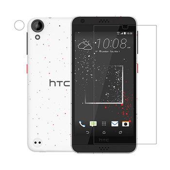 【NILLKIN】HTC Desire 530/630 超清防指紋保護貼 - 套裝版
