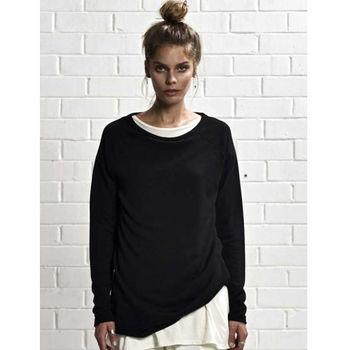 OneTeaspoon HAVANA HEMP SWEATER 長袖針織上衣 OTS 好萊塢破褲單寧時尚 - 女 (黑)
