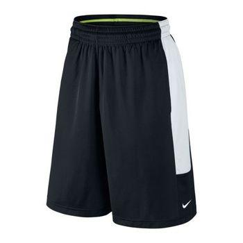 (預購)【Nike】2016男時尚Cash籃球黑白色休閒運動短褲