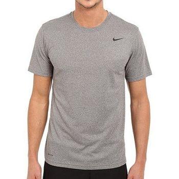 【Nike】2016男時尚Legend灰色機能圓短袖ㄒ恤(預購)