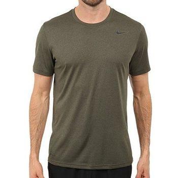 【Nike】2016男時尚Legend橄欖色機能圓短袖ㄒ恤(預購)