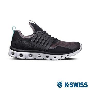 K-Swiss Tubes Runner CMF輕量訓練鞋-女-黑/白