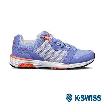 K-Swiss Si-18 Trainer II運動休閒-女鞋-藍/粉橘