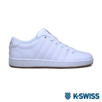 K-Swiss Court Pro II CMF運動休閒-男鞋-白