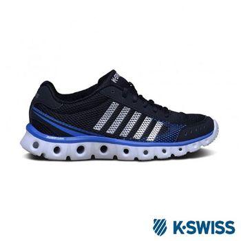 K-Swiss X Lite Athletic CMF全方位運動鞋-男-黑/藍