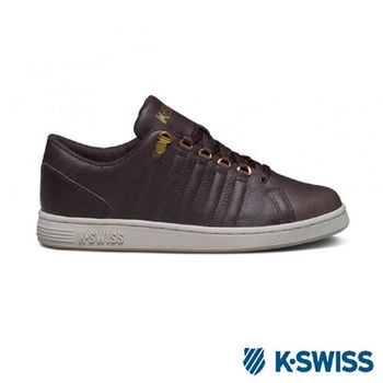 K-Swiss Lozan III P經典休閒鞋-男-咖啡