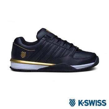 K-Swiss Baxer休閒運動鞋-男-黑
