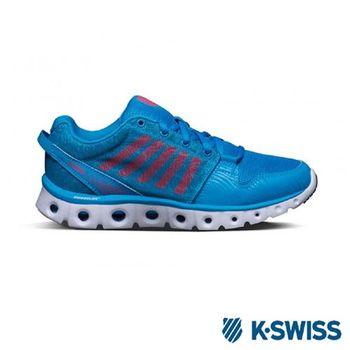K-Swiss X Lite ST CMF全方位運動鞋-女-藍/玫紅
