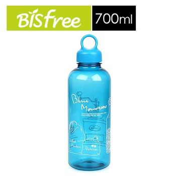 【樂扣樂扣】果凍優質水壺700ML-藍色