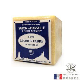 任-法國法鉑棕櫚油經典馬賽皂/600g