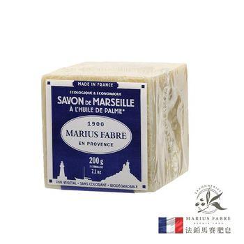 任-法國法鉑棕櫚油經典馬賽皂/200g
