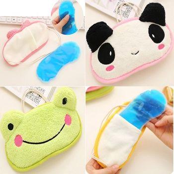 i 美麗-可愛冰熱眼罩 (買一送一)
