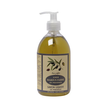 法國法鉑天然草本無香料液體皂/500ml