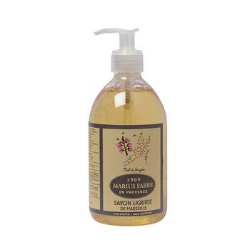 法國法鉑天然草本蜂蜜液體皂/500ml