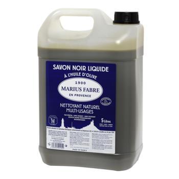 法國法鉑橄欖油黑肥皂/5L