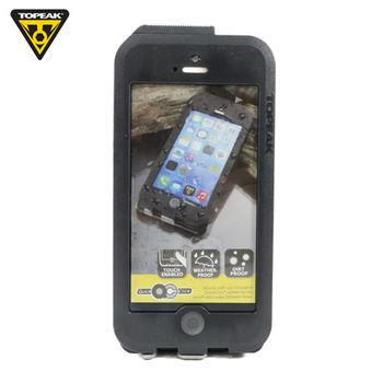 TOPEAK Weatherproof RideCase iPhone 5/5S用 三防抗水手機保護殼-黑灰
