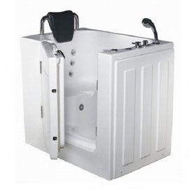 【海夫健康生活館】開門式浴缸 103-R 氣泡按摩款 (98*69*92cm)