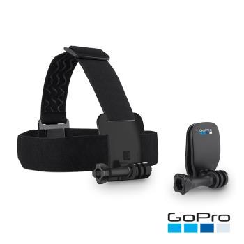 【GoPro】快拆頭部綁帶ACHOM-001(公司貨)